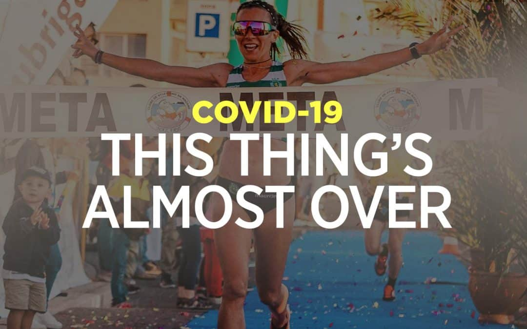 COVID-19: This Thing's All But Over