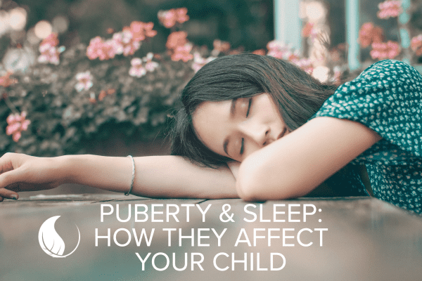 How Puberty Affects Sleep