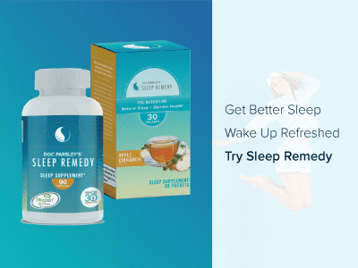 Sleep Remedy Supplement