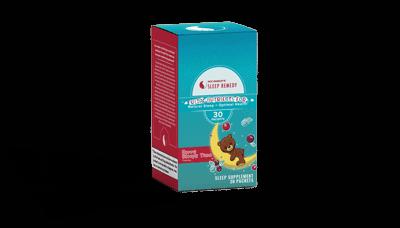 Kids Sleep Remedy packaging