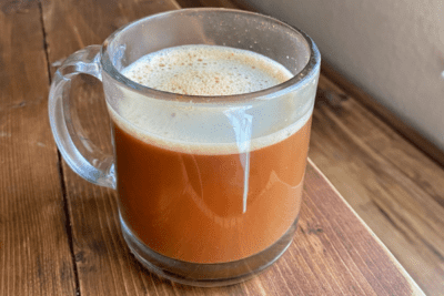 Anti-inflammatory Mexican hot chocolate recipe