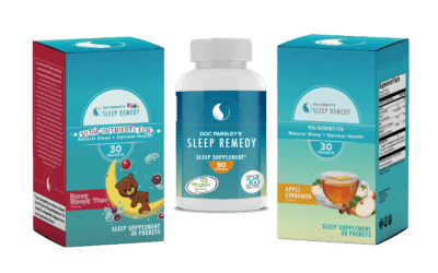 What are the ingredients in Sleep Remedy? And Why?