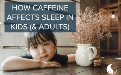 How Caffeine Affects Sleep