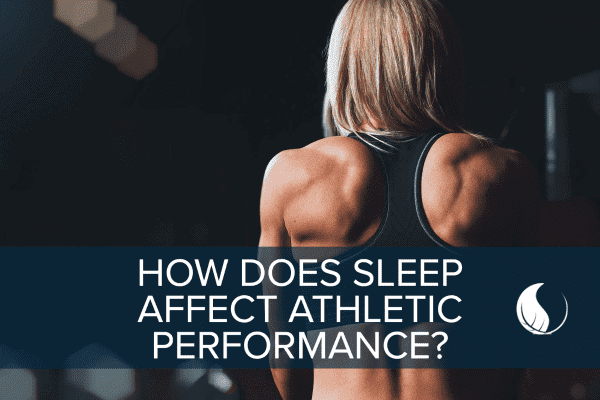 How Sleep Affects Athletic Performance